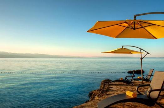2, 3 ,4 oder 7 Tage im schönen 4 Stern Hotel mit Halbpension in Opatija / Kroatien ab 79€